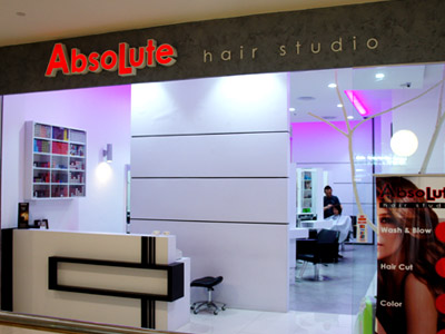 Cityone megamall kuching for Absolute beauty salon